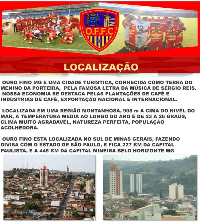 Cidade de Ouro Fino MG