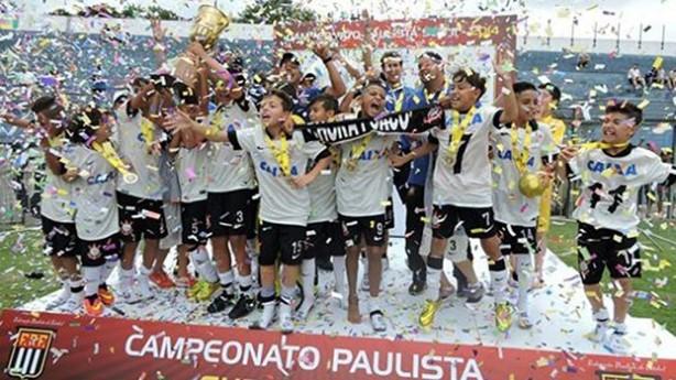 Foto: Divulgação FPF | Sub-11 faturou o Campeonato Paulista pela última vez em 2014