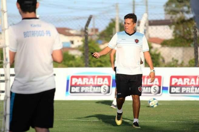 Evaristo Piza fala sobre classificação do Botafogo-PB
