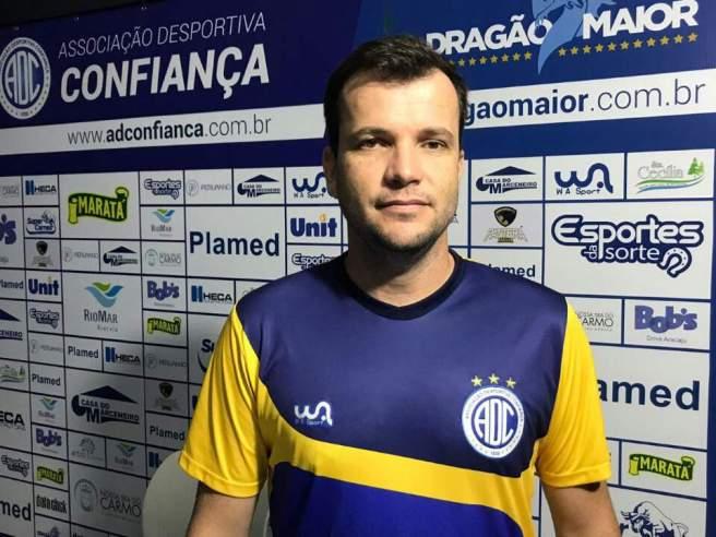 Foto: Crédito: Felipe Martins | Confiança