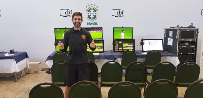 Martinho, um dos responsáveis pelo Ouro Fino F. C.