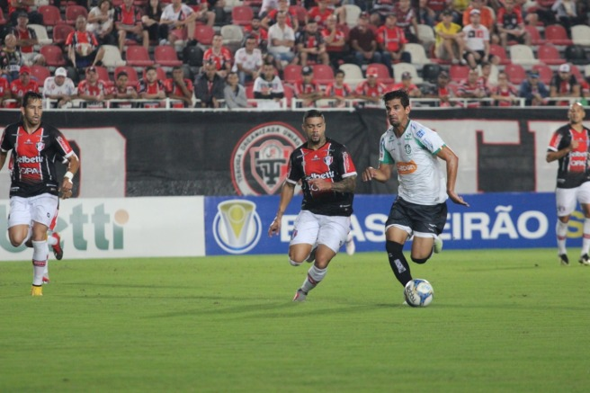 Joinville 0 x 0 MFC