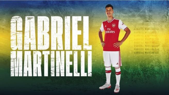 Gabriel-Martinelli-novo-reforço-do-Arsenal-1024x576