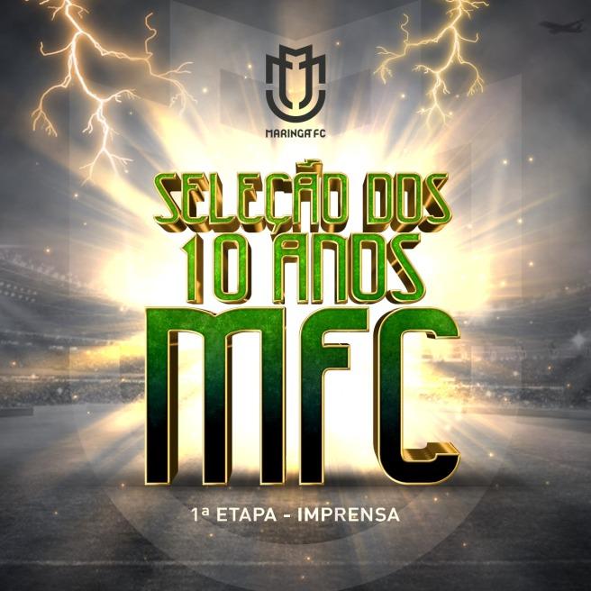 Seleção 10 anos MFC